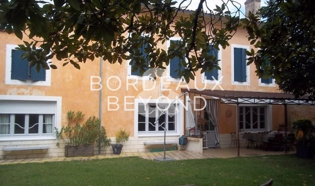 GIRONDE CASTILLON LA BATAILLE Maisons à vendre