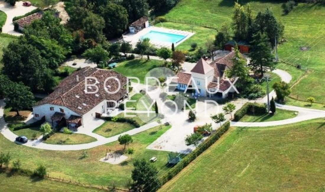 LOT-ET-GARONNE MONFLANQUIN Maisons à vendre